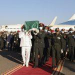 هزاران نفر برای تشییع جنازه مهدی نخست وزیر سابق سودان بیرون آمدند